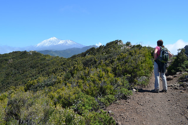 Teno and Mount Teide, Tenerife