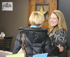 Rep. Hill coffee hours in Avon.