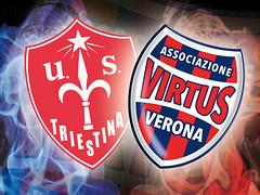 Triestina - Virtus Verona 0-0 FINALE