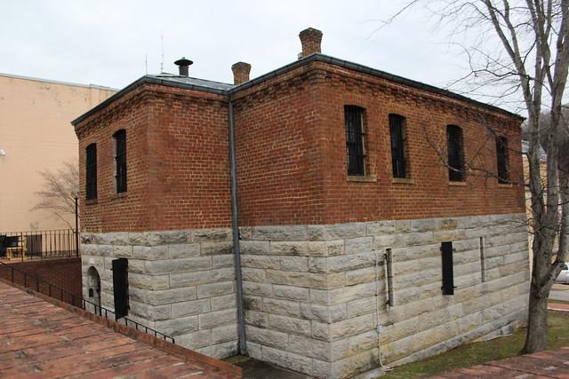 Old Greene County Jail