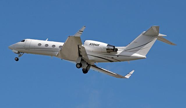 N394AK LMML 29-01-2020 Private Gulfstream G-IV(SP) CN 1470