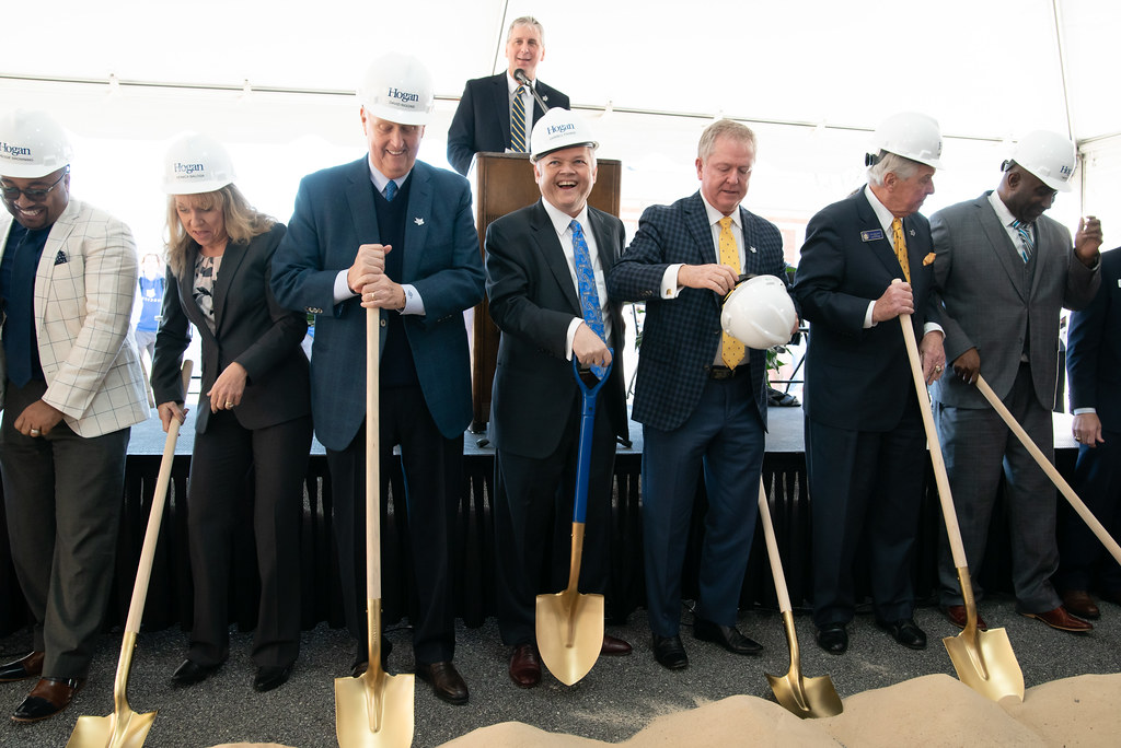 MORE PHOTOS: Library & Student Center Groundbreaking