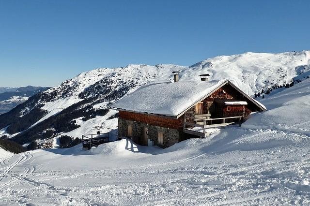 Wintertraum im Zillertal
