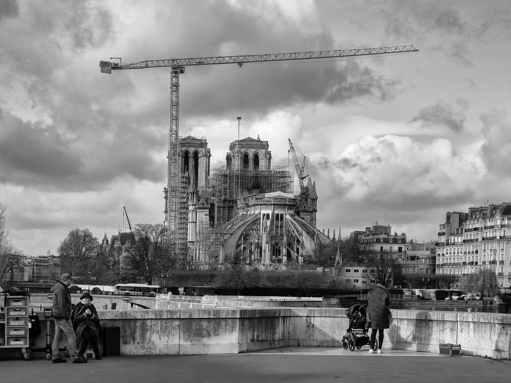 Travaux à Notre Dame de Paris... 49464695208_3fb0106d40_b