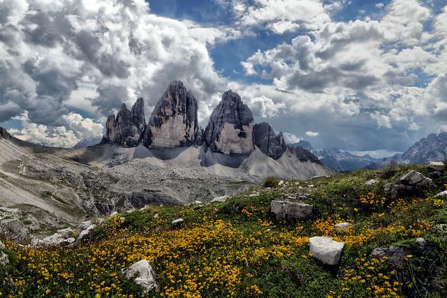 Tre cime di Lavaredo- Drei Zinnen