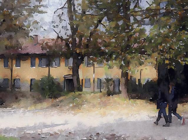Giardini della villa reale di Monza