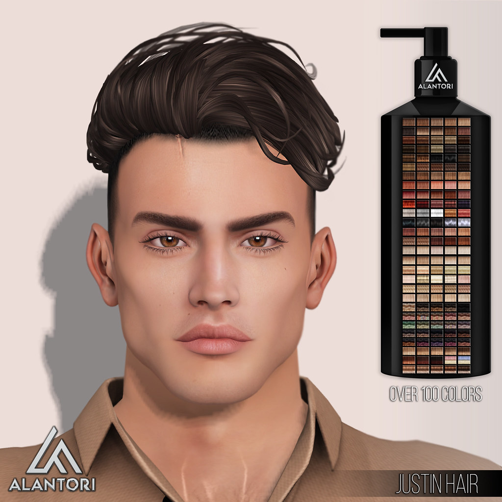 ALANTORI | Justin Hair in over 100 Colors