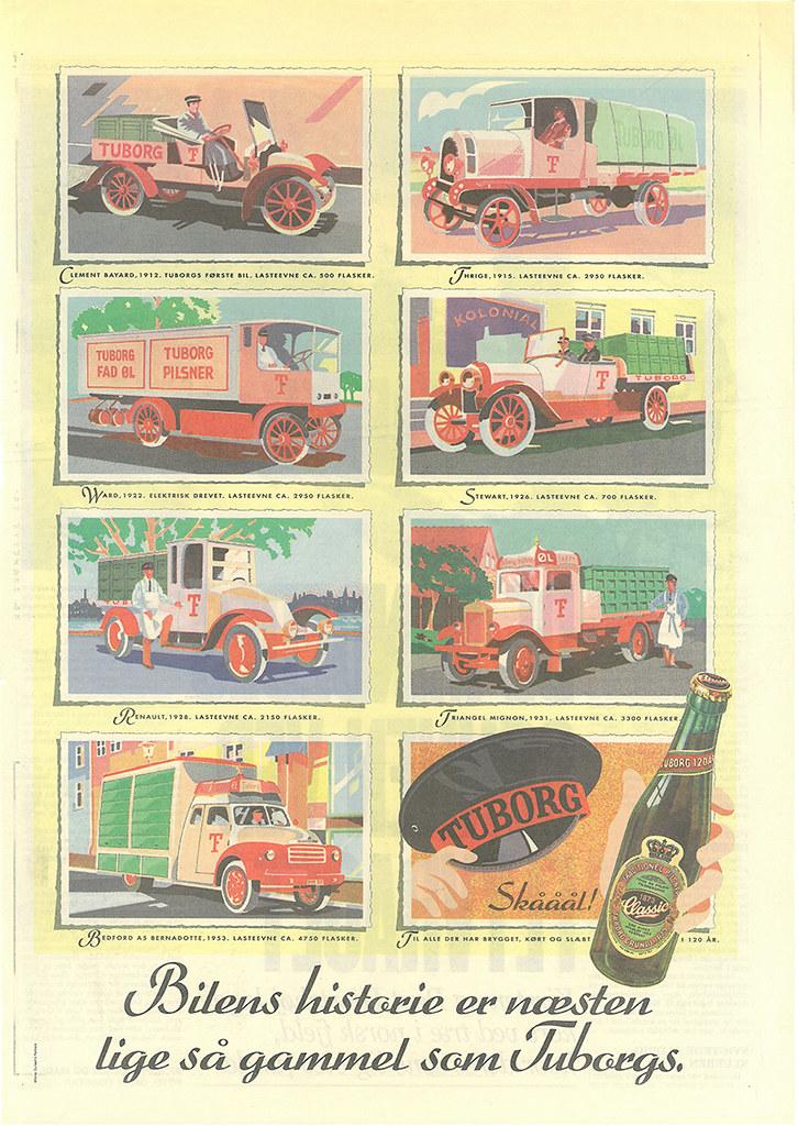 Tuborg-1993-cars