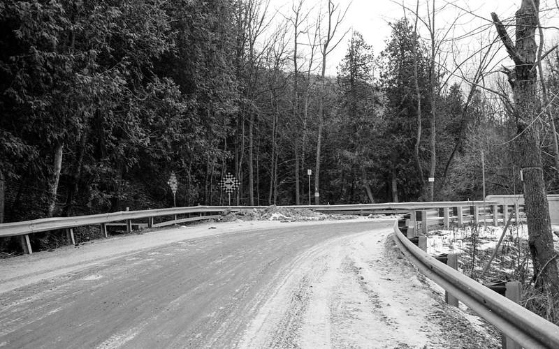 Maclaren Side Road Curve