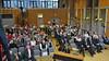 Die Veranstaltung im Gemeindesaal St. Bernhard dauerte rund 4 Stunden