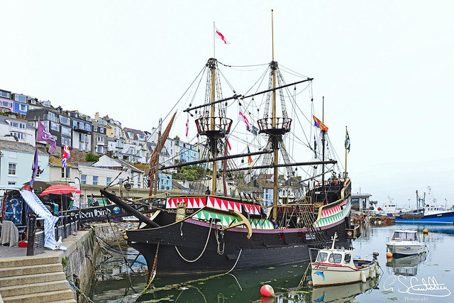 Brixham, Devon 27/08/2019