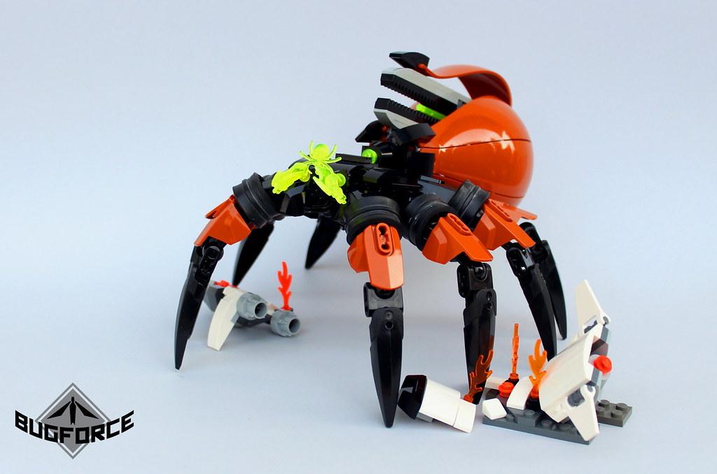 BUGFORCE - Artillery Arachnid