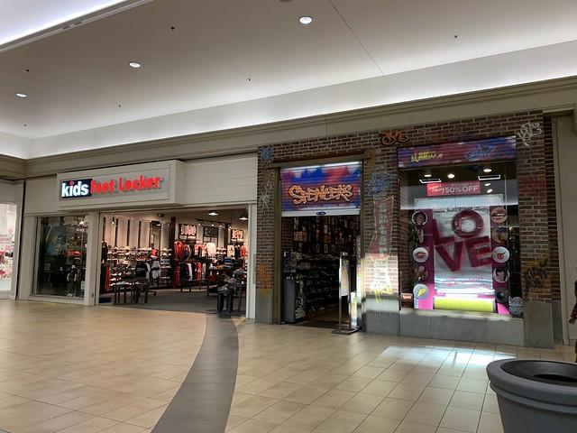 Spotsylvania Towne Centre stores