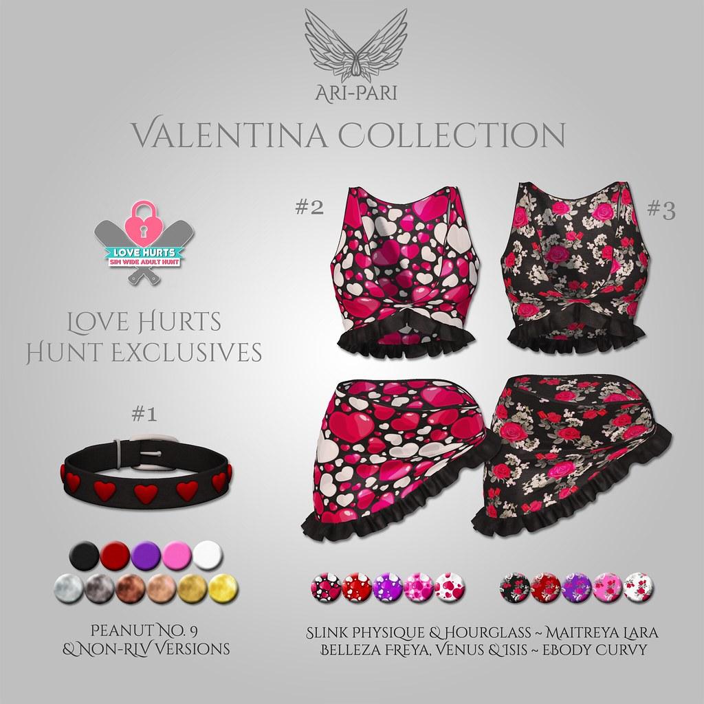 [Ari-Pari] Valentina Collection
