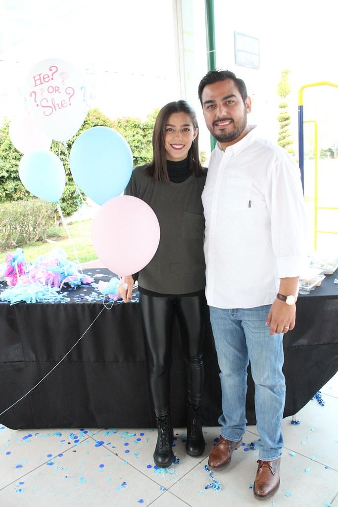 Claudia y David serán papás