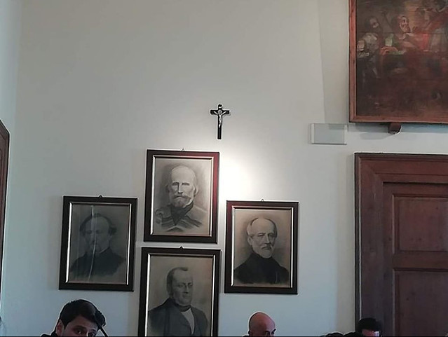 crocifisso in aula consiliare