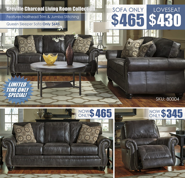 Breville Charcoal Your Choice Sofa Loveseat Sleeper Recliner Layout_80004_NEW