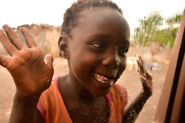 Kenya- Turkana region- Rendille girl