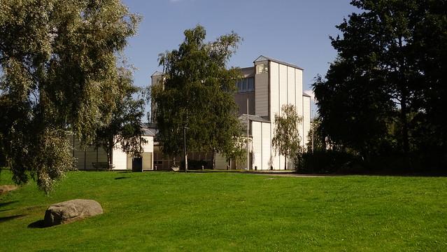 Bagsværd Church - Zealand - Denmark - Jørn Utzon 1968 / 1973-1976