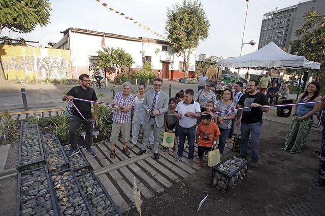 #EnTerreno: Jardín Urbano Zenteno