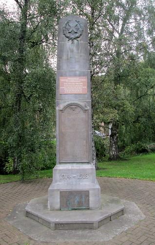 War Memorial, Menstrie