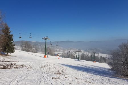 Aktuálně: vydatné sněžení v Alpách, drobné i v ČR