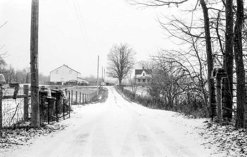 Caledon Dairy Farm January 2020