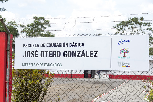 Escuela de educación básica José Otero González