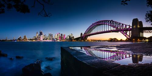 cityscape sydney kirribilli newsouthwales australia