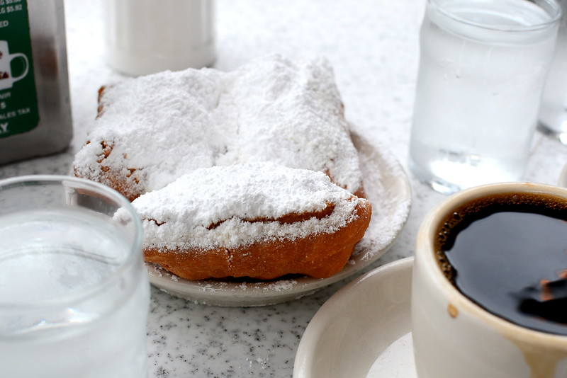 Cafe Du Monde - New Orleans