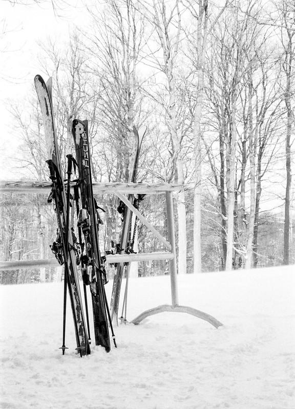 Ski Racks By West Lodge