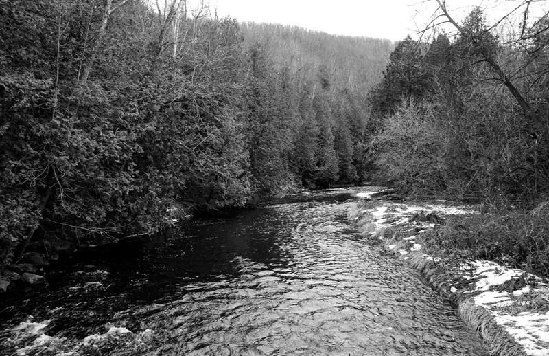 Credit River Jan 2020