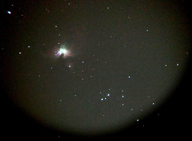 M42, The Orion Nebula (Long Exposure)