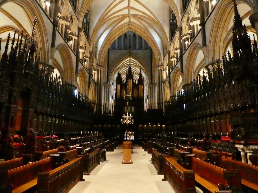 St. Hugh's Choir, Lincoln Cathedral
