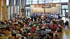 Rund 200 Besucher waren bei der Gedenkfeier im Gemeindesaal St. Bernhard