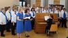 Der Chor der Banater Schwaben mit den Solistinnen Irmgard und Melitta
