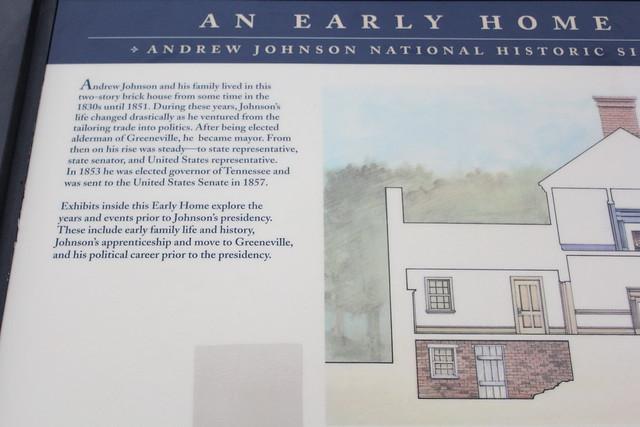 President Andrew Johnson's House