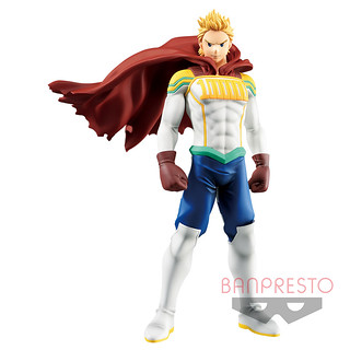 溫柔又強悍,像太陽般照亮一切的男人! BANPRESTO AGE OF HEROES 系列《我的英雄學院》盧米利昂 (百萬) LEMILLION