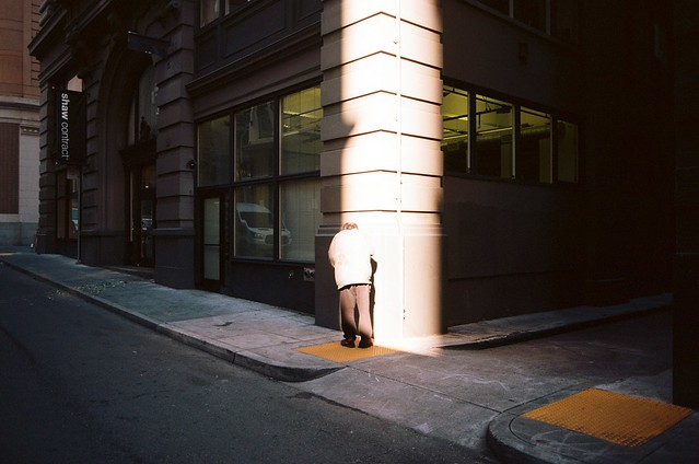 Hiding in the broad daylight