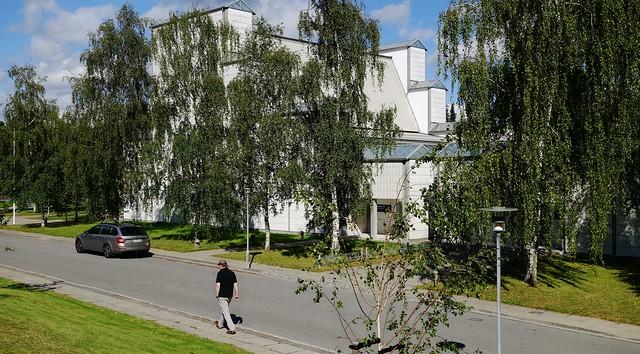 Bagsværd Church - 1973-1976