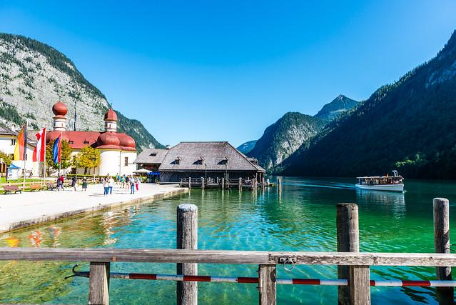 Lake Königssee, The King's Lake