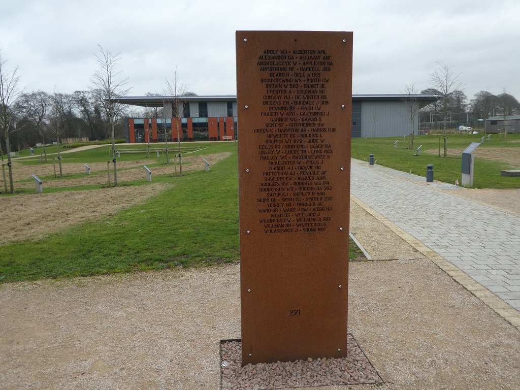 The International Bomber Command Centre Lincoln