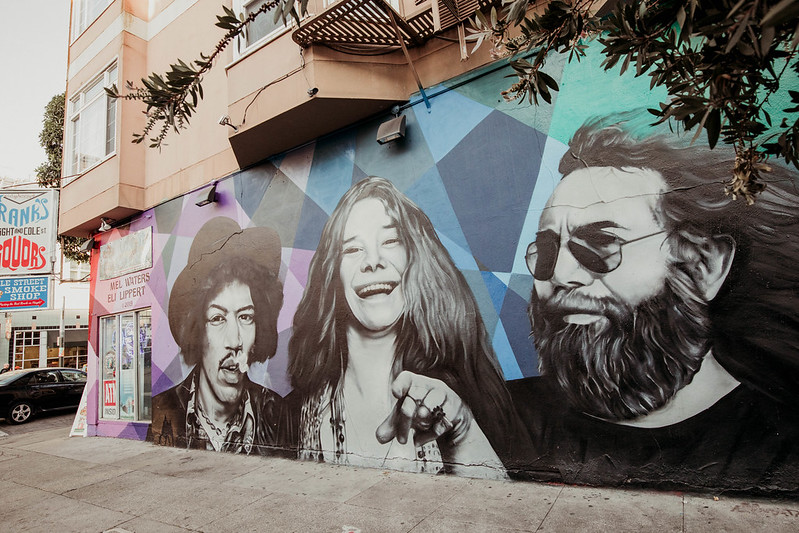 Haight-Ashbury San Francisco