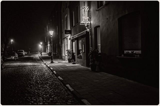 Antwerp By Night (Antwerpen - Lillo)