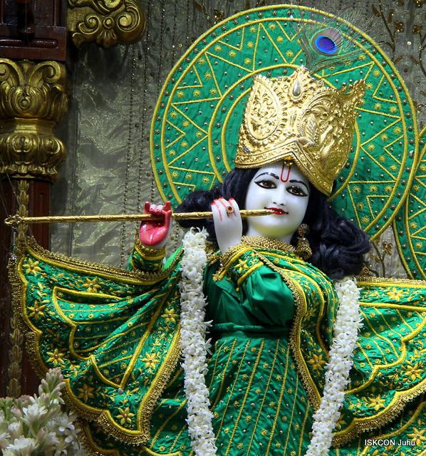 ISKCON Juhu Mangal Deity Darshan on 31st Jan 2020