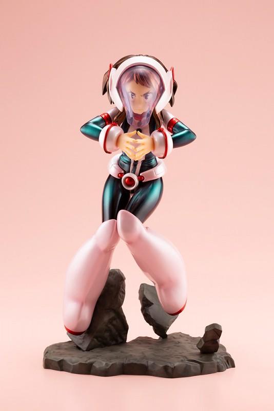我還是喜歡跟要好的人一起戰鬥呀!壽屋 ARTFX J 《我的英雄學院》麗日御茶子 Limited color edition 限定配色版 1/8 比例模型
