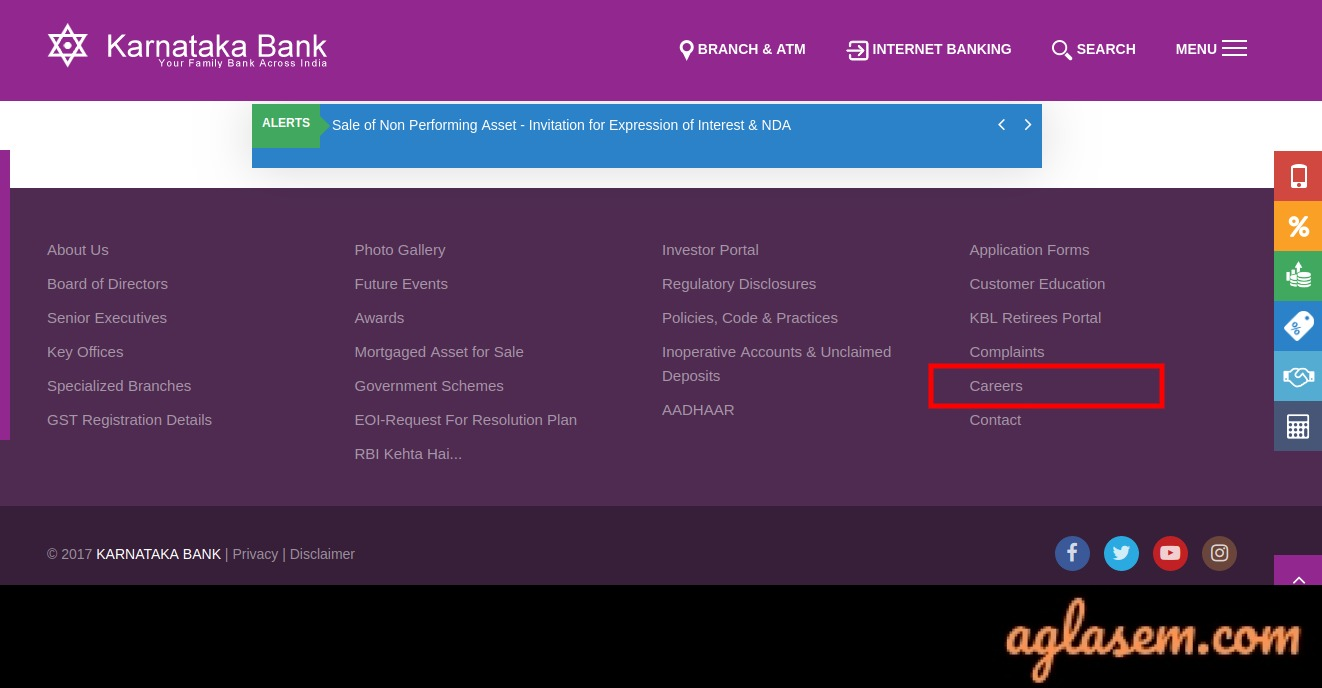 Karnataka Bank PO Admit Card / Hall Ticket / Call Letter 2020 (Available): Download Here for Interview