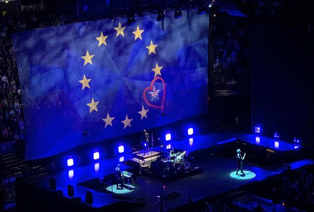 U2 and the EU