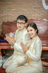 ถ่ายงานแต่งไทย โคราช