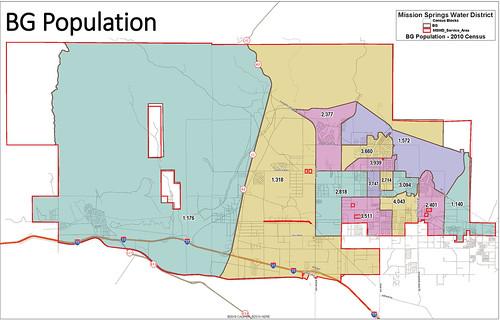 Census blocks